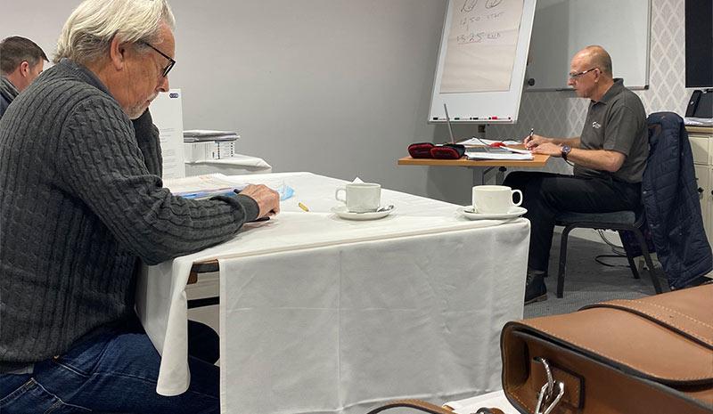 SMSTS Training April 2021